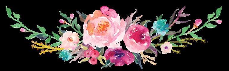 Classy Blooms Floral Sprig Bottom