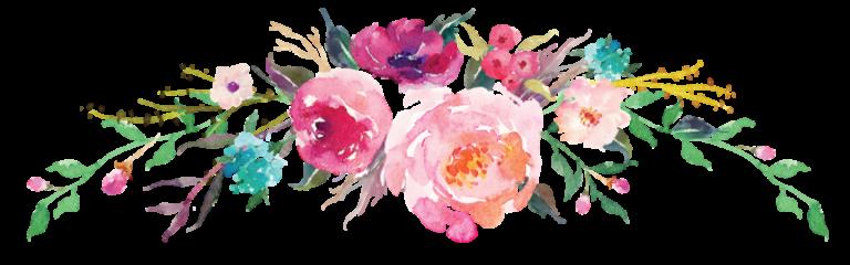 Classy Blooms Floral Sprig Top
